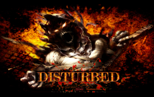 Disturbed HD Wallpaper