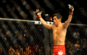 Dominick Cruz HD Background