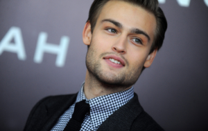 Douglas Booth Photos