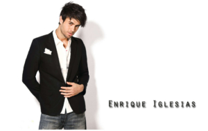 Enrique Iglesias HD Wallpaper