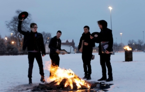 Fall Out Boy Widescreen