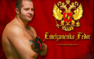 Fedor Emelianenko For Deskto