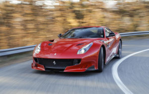 Ferrari F12tdf HD Wallpaper