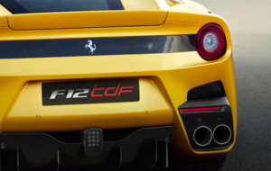 Ferrari F12tdf High Definition