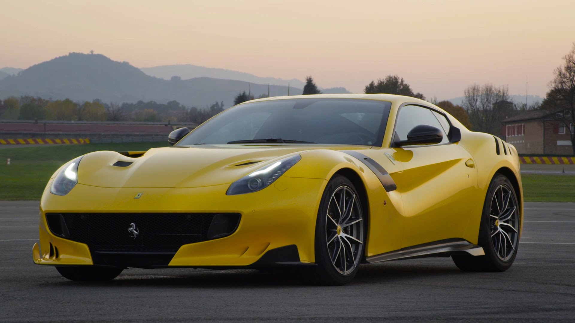 ferrari f12tdf hd wallpapers. Black Bedroom Furniture Sets. Home Design Ideas