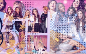 Fifth Harmony HD Background