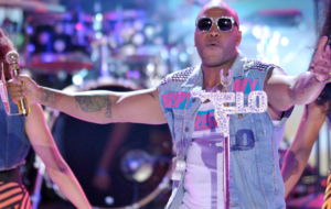 Flo Rida Rapper HD