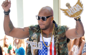 Flo Rida Rapper For Deskto