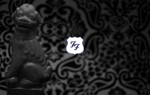 Foo Fighters HD Background