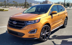 Ford Edge Sport 2017 High Definition