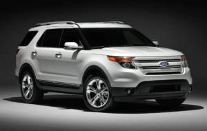 Ford Edge Sport 2017 High Definition Wallpapers