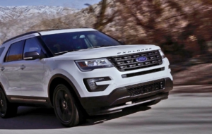 Ford Edge Sport 2017 High Quality Wallpapers