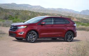 Ford Edge Sport 2017 Images