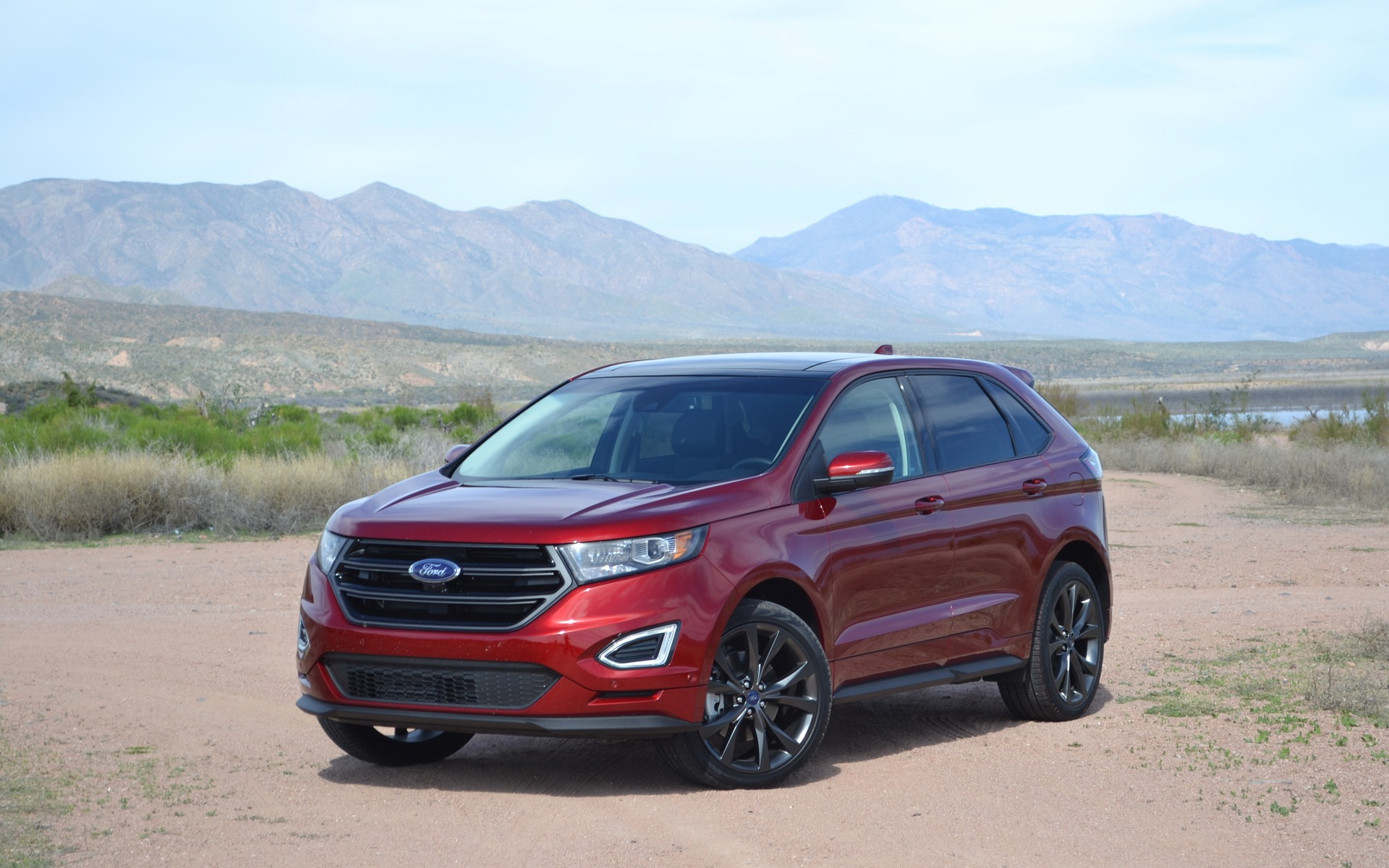 Ford Edge Sport 2020 HD Wallpapers
