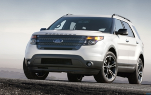 Ford Edge Sport 2017 Wallpapers HD