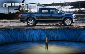 Ford F150 2017 4K
