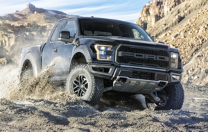 Ford F150 2017 HD Desktop