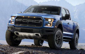 Ford F150 2017 Wallpaper