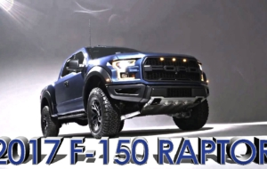 Ford F150 2017 Full HD
