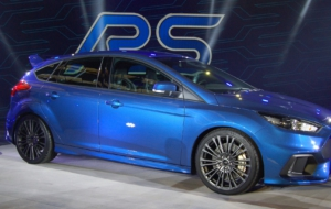 Ford Focus 2017 High Definition Wallpapers