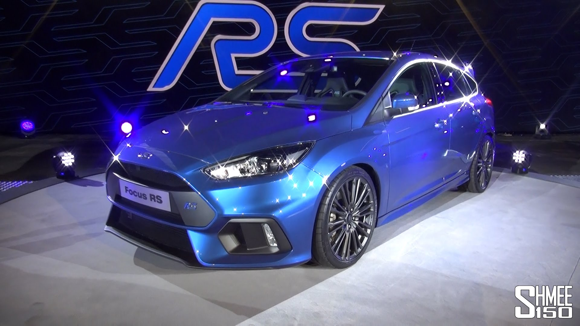 Ford Focus 2017 HD Wallpapers