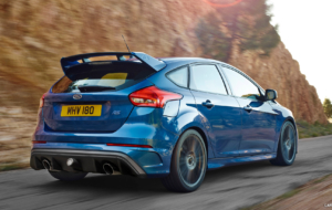 Ford Focus 2017 Widescreen