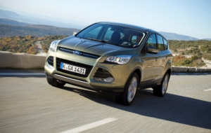 Ford Kuga Background