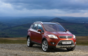 Ford Kuga Wallpapers