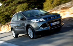 Ford Kuga For Desktop