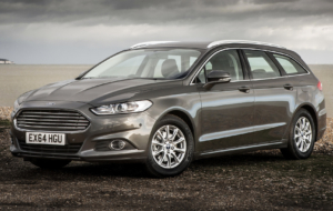 Ford Mondeo 2017 Background