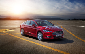 Ford Mondeo 2017 HD Desktop