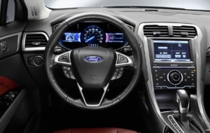 Ford Mondeo 2017 HD Wallpaper