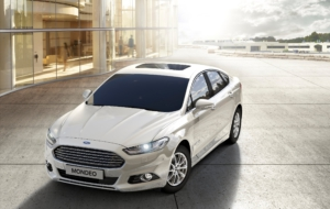 Ford Mondeo 2017 High Definition Wallpapers