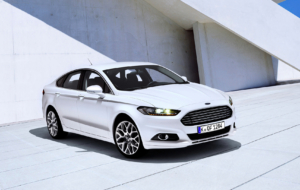 Ford Mondeo 2017 Photos