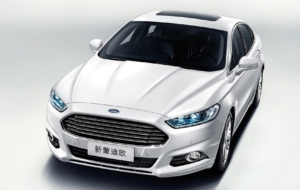 Ford Mondeo 2017 For Desktop
