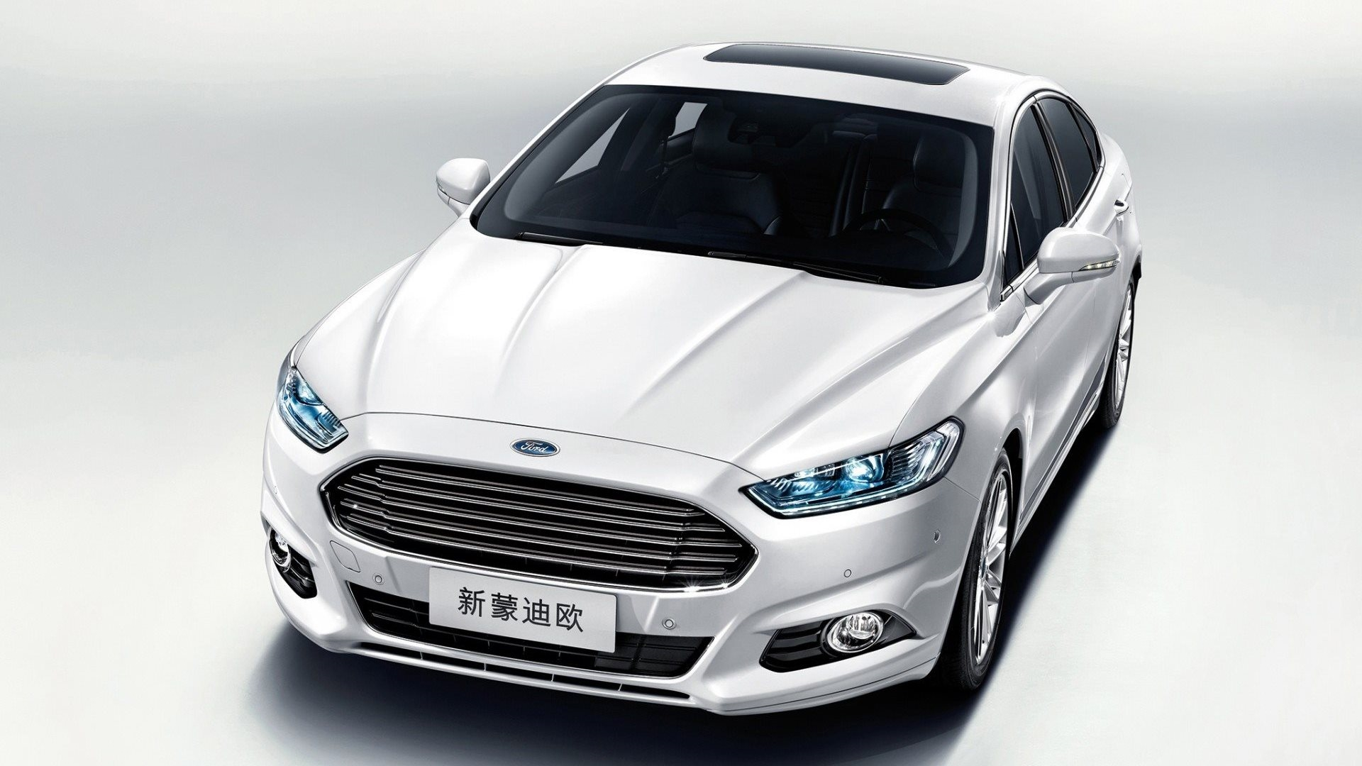 Ford Mondeo 2017 Hd Wallpapers