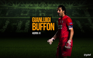 Gianluigi Buffon Wallpapers HD