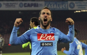 Gonzalo Higuain HD Wallpaper
