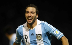 Gonzalo Higuain Wallpapers HD
