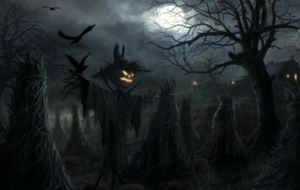 Halloween Backgrounds 13