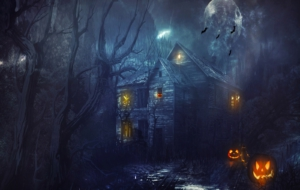 Halloween Backgrounds 3