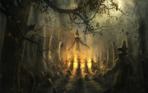 Halloween Backgrounds 6