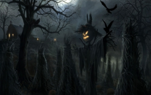 Halloween Backgrounds 8