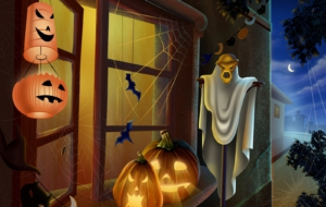 Halloween Wallpapers HD 14