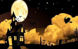 Halloween Wallpapers HD 3