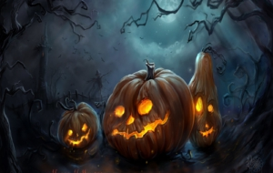 Halloween Wallpapers HD 8