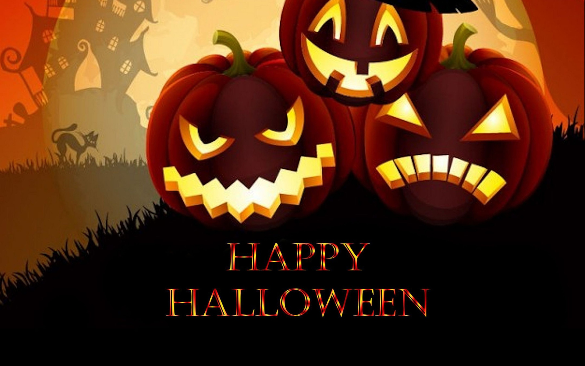 happy halloween wallpapers - photo #21