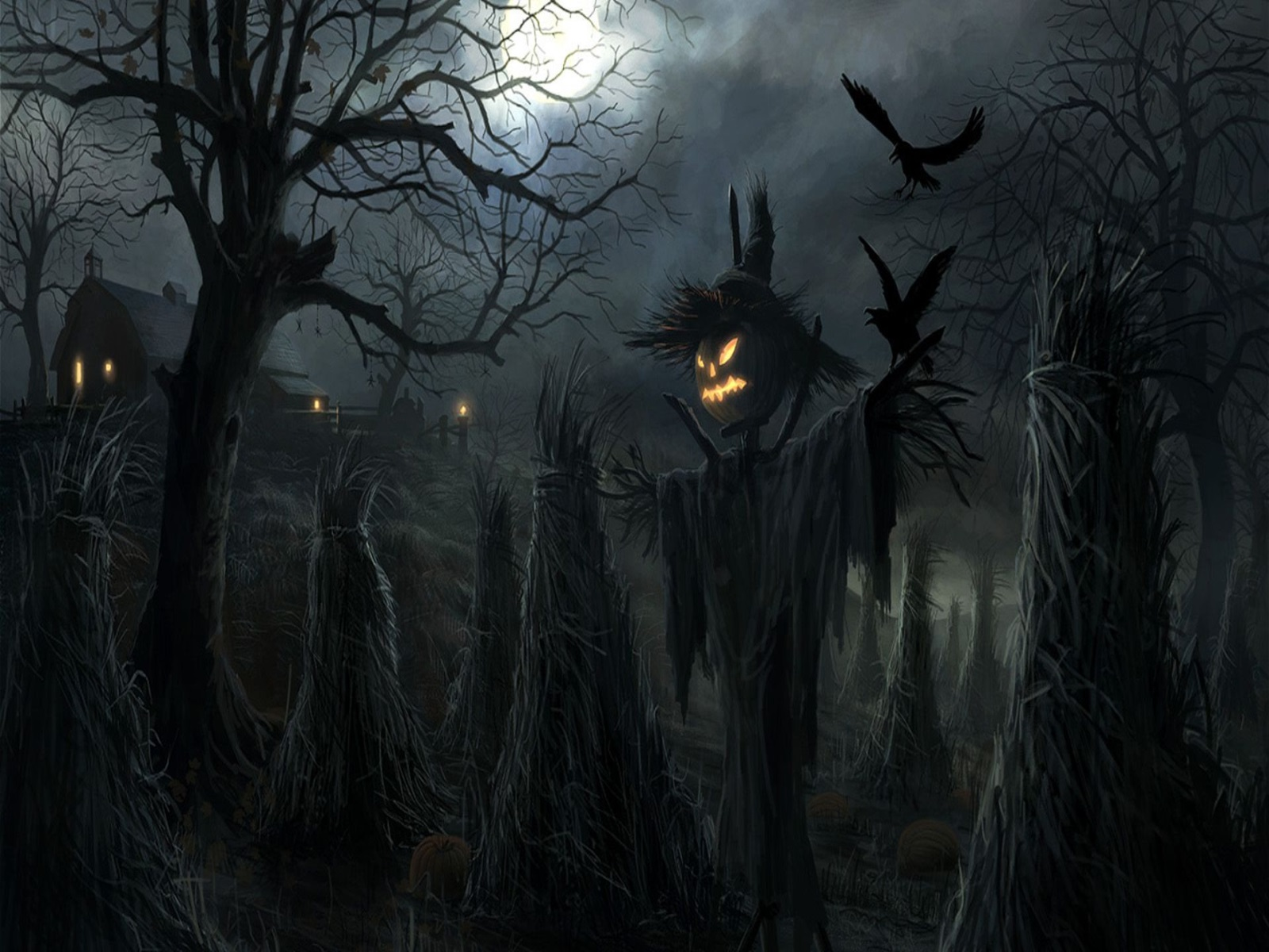 Hd Wallpapers Images: High Definition Halloween Images Wallpapers Backgrounds
