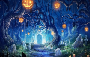 High Resolution Halloween Wallpapers 13