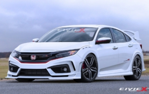 Honda Civic 2017 HD